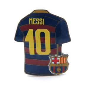 BUY BARCELONA MESSI JERSEY PIN IN WHOLESALE ONLINE