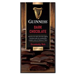 BUY GUINNESS LIR DARK CHOCOLATE BAR IN WHOLESALE ONLINE!
