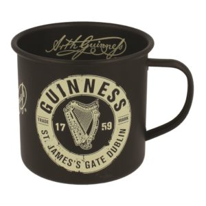 BUY GUINNESS ENAMEL LABEL MUG IN WHOLESALE ONLINE
