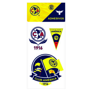 BUY CLUB AMERICA STICKER SHEETS IN WHOLESALE ONLINE