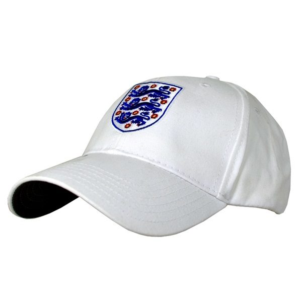 BUY ENGLAND FOOTBALL FEDERATION 3 LIONS WHITE HAT IN WHOLESALE ONLINE
