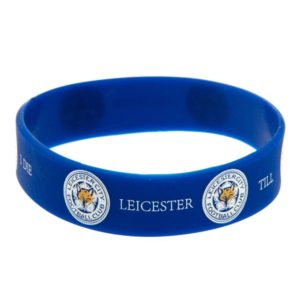 BUY LEICESTER CITY BRACELET BAND IN WHOLESALE ONLINE