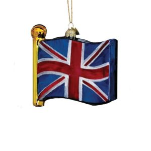 BUY UNION JACK FLAG CHRISTMAS ORNAMENT IN WHOLESALE ONLINE