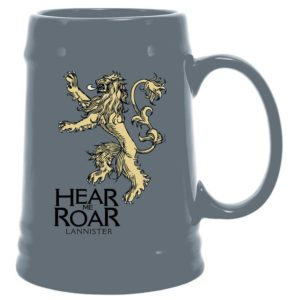 BUY GAME OF THRONES LANNISTER SIGIL CERAMIC STEIN IN WHOLESALE ONLINE