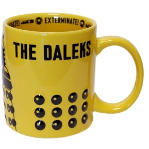 BUY DOCTOR WHO DALEKS EXTERMINATE 2D MUG IN WHOLESALE ONLINE
