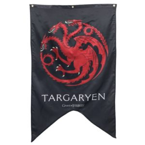 BUY GAME OF THRONES TARGARYEN HOUSE BANNER IN WHOLESALE ONLINE