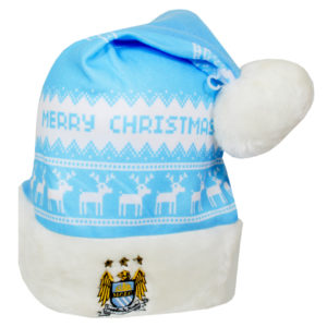 BUY MANCHESTER CITY CHRISTMAS HAT IN WHOLESALE ONLINE