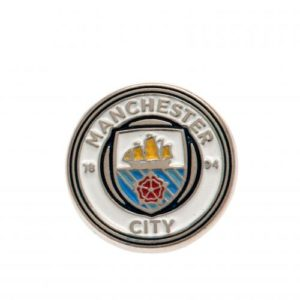 BUY MANCHESTER CITY TEAM CREST PIN IN WHOLESALE ONLINE