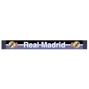 BUY REAL MADRID THIRD SCARF IN WHOLESALE ONLINE