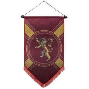 BUY GAME OF THRONES LANNISTER FELT BANNER IN WHOLESALE ONLINE