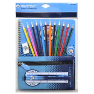 BUY MANCHESTER CITY ULTIMATE STATIONARY SET IN WHOLESALE ONLINE