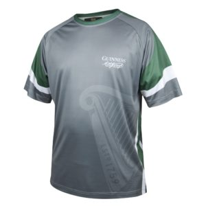 BUY GUINNESS GREEN GREY SIGNATURE PERFORMANCE SOCCER JERSEY IN WHOLESALE ONLINE