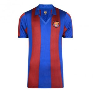 BUY BARCELONA 1982 RETRO SHIRT IN WHOLESALE ONLINE