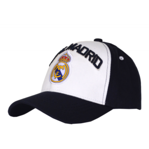 BUY REAL MADRID WHITE AND BLUE BASEBALL HAT IN WHOLESALE ONLINE!