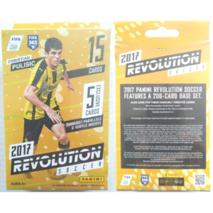 BUY 2017 PANINI REVOLUTION HANGER BOX IN WHOLESALE ONLINE