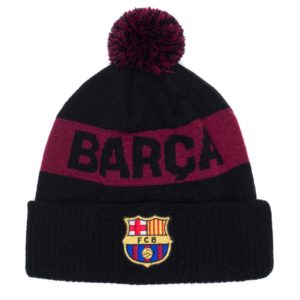 BUY BARCELONA CUFFED POM BEANIE IN WHOLESALE ONLINE
