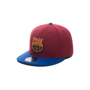 BUY BARCELONA FLAT PEAK SNAPBACK IN WHOLESALE ONLINE