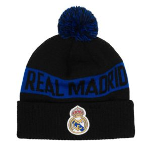 BUY REAL MADRID CUFFED POM BEANIE IN WHOLESALE ONLINE