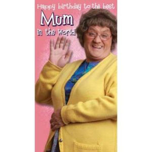BUY MRS BROWN'S BOYS HAPPY BIRTHDAY MUM CARD IN WHOLESALE ONLINE