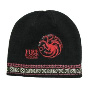 BUY GAME OF THRONES TARGARYEN FIRE IS BLOOD BEANIE IN WHOLESALE ONLINE