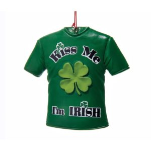 BUY IRELAND KISS ME I'M IRISH ORNAMENT IN WHOLESALE ONLINE