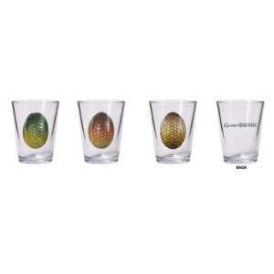 BUY GAME OF THRONES DRAGON EGG SHOT GLASS SET IN WHOLESALE ONLINE