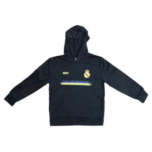 BUY YOUTH REAL MADRID CRISTIANO RONALDO NAVY HOODIE IN WHLESALE ONLINE