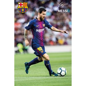 BUY LIONEL MESSI ACTION POSTER IN WHOLESALE ONLINE
