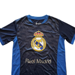 BUY REAL MADRID NAVY T-SHIRT IN WHOLESALE ONLINE