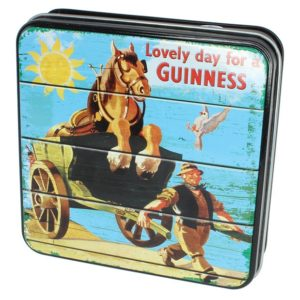 BUY GUINNESS LUXURY FUDGE HORSE CART TIN IN WHOLESALE ONLINE