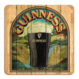 BUY GUINNESS NOSTALGIC IRELAND TASTE OF IRELAND COASTERS IN WHOLESALE ONLINE!