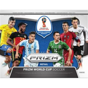 2018 PANINI PRIZM WORLD CUP CARDS