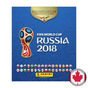 BUY 2018 PANINI WORLD CUP STICKERS HARDCOVER ALBUM IN WHOLESALE ONLINE