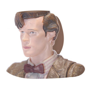 BUY DOCTOR WHO 11TH DOCTOR 3D MUG IN WHOLESALE ONLINE