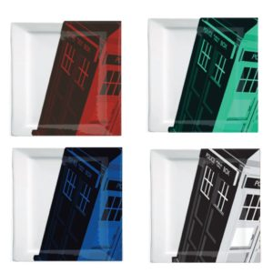 BUY DOCTOR WHO TARDIS PLATES IN WHOLESALE ONLINE