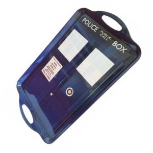 BUY DOCTOR WHO TARDIS TEA SERVING TRAY IN WHOLESALE ONLINE