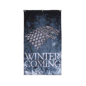 BUY GAME OF THRONES WINTER IS COMING BANNER IN WHOLESALE ONLINE!