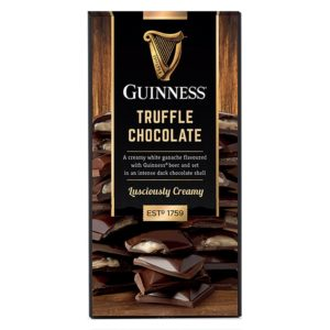 BUY GUINNESS LIR DARK CHOCOLATE TRUFFLE BAR IN WHOLESALE ONLINE