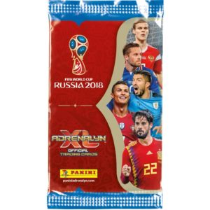 2018 PANINI ADRENALYN WORLD CUP CARDS