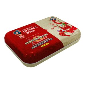 BUY 2018 PANINI ADRENALYN WORLD CUP CARDS POCKET TIN IN WHOLESALE ONLINE