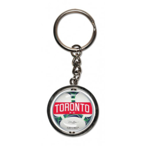 BUY TORONTO FC SPINNER KEYCHAIN IN WHOLESALE ONLINE