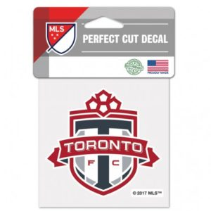 BUY TORONTO FC CAR DECAL IN WHOLESALE ONLINE!