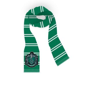 BUY HARRY POTTER SLYTHERIN JACQUARD SCARF IN WHOLESALE ONLINE!