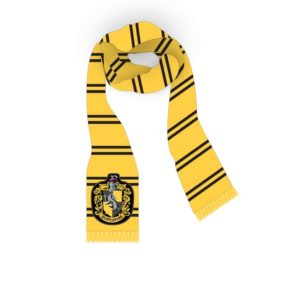 BUY HARRY POTTER HUFFLEPUFF JACQUARD SCARF IN WHOLESALE ONLINE!