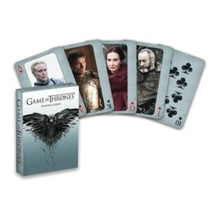 BUY GAME OF THRONES 2ND EDITION PLAYING CARDS IN WHOLESALE ONLINE!
