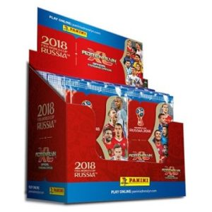 BUY 2018 PANINI ADRENALYN WORLD CUP CARDS BOX IN WHOLESALE ONLINE