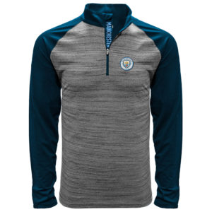 BUY MANCHESTER CITY HEATHER POLO SHIRT IN WHOLESALE ONLINE!