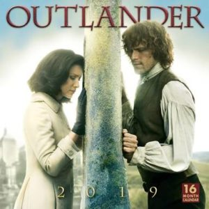 BUY OUTLANDER 2019 CALENDAR IN WHOLESALE ONLINE!