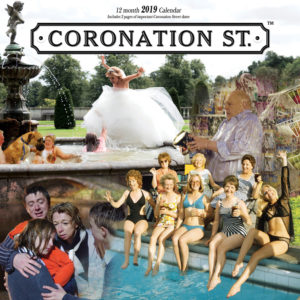 BUY CORONATION STREET 2019 CALENDAR IN WHOLESALE ONLINE