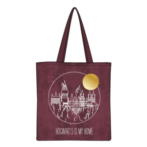 BUY HARRY POTTER HOGWARTS IS HOME CANVAS TOTE IN WHOLESALE ONLINE